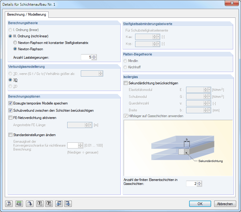Rf glas bemessung von glasscheiben dlubal software for Finite elemente analyse fur ingenieure pdf