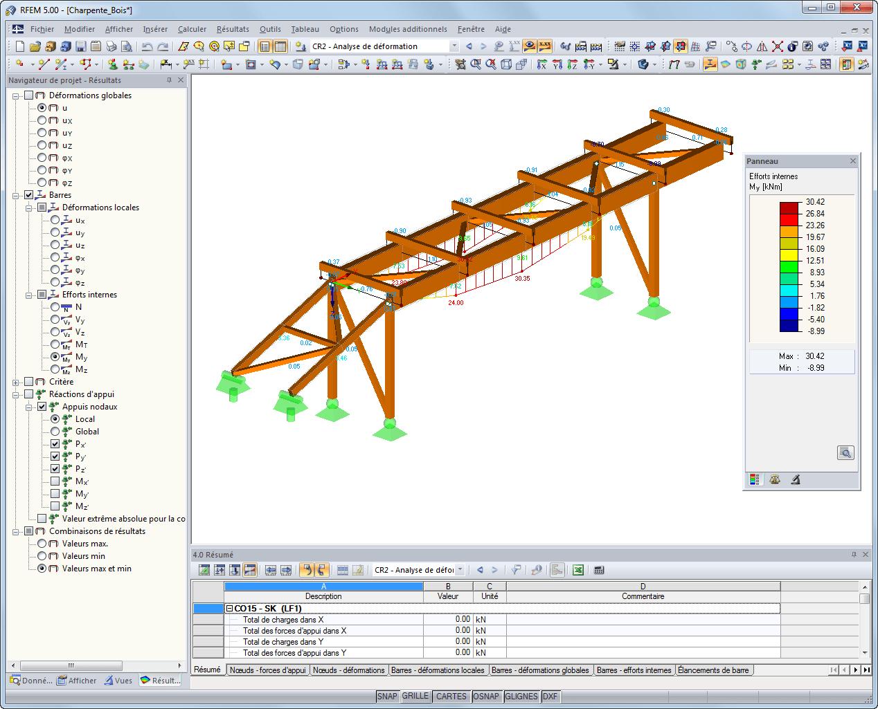 Rfem mod lisation dlubal software for Logiciel de construction de maison en 3d gratuit