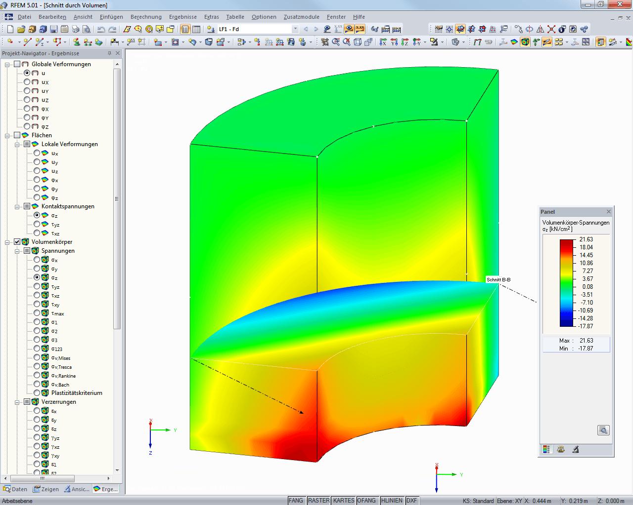 statiksoftware rfem modellierung dlubal software. Black Bedroom Furniture Sets. Home Design Ideas