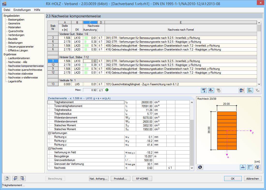 Rx holz verband berechnung v aussteifungsverb nden for Finite elemente analyse fur ingenieure pdf