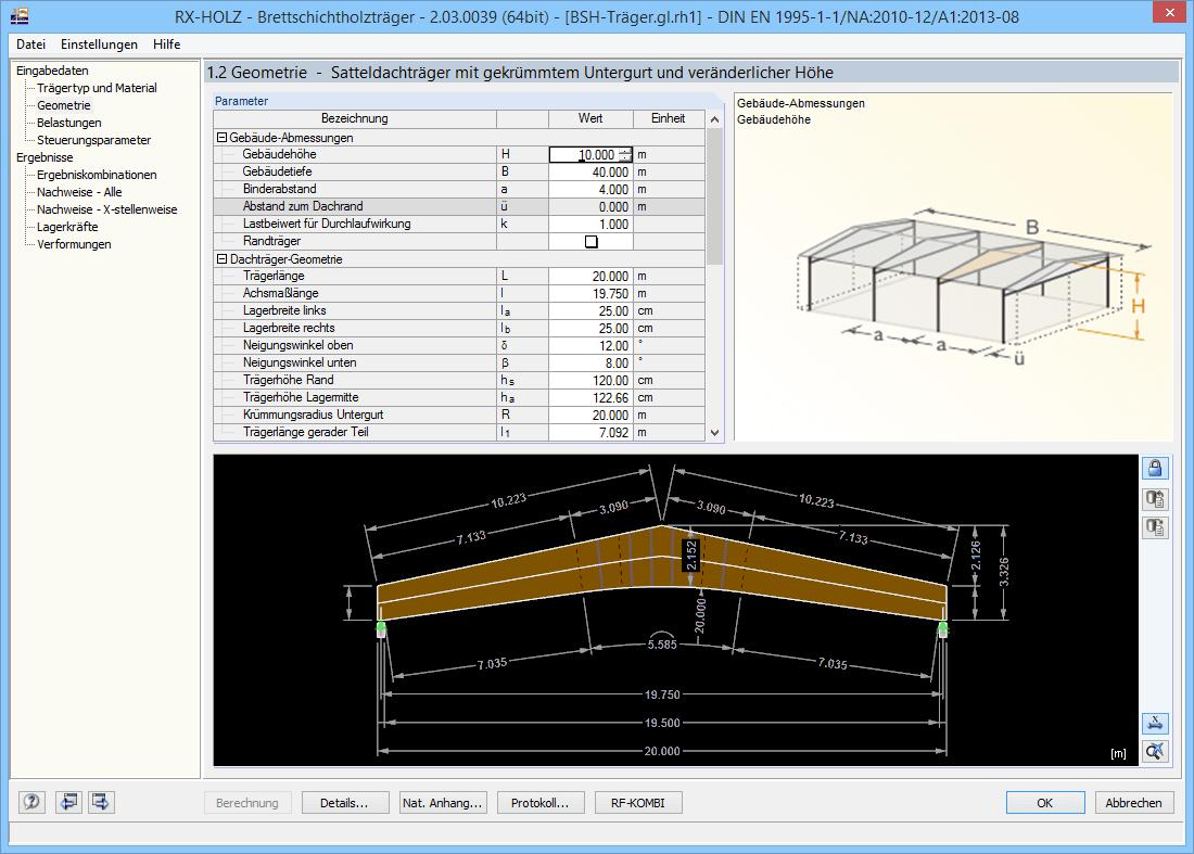 Rx holz bsh bemessung von brettschichtholztr gern for Finite elemente analyse fur ingenieure pdf