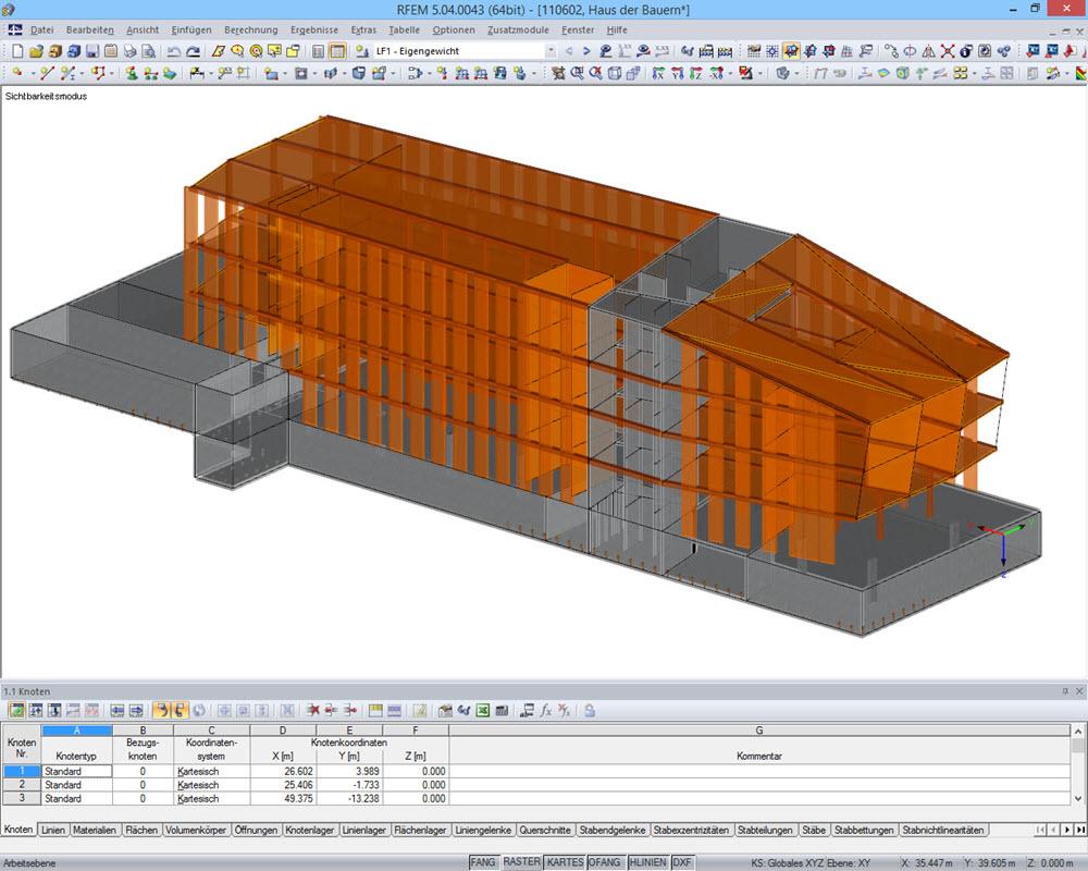 Holzrahmenbau verbindungen  Holzbau-Statik-Software | Dlubal Software