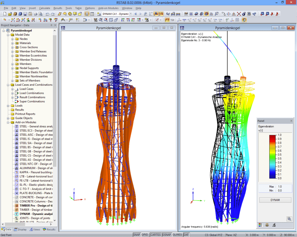 Structural Analysis & Design Software for Towers and Masts