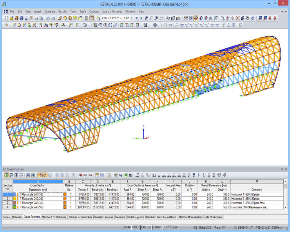 Timber Structural Analysis & Design | Dlubal Software