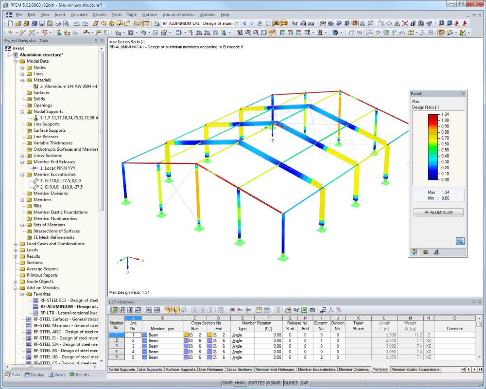 Software di progettazione per strutture in alluminio for Software di progettazione domestica personalizzato