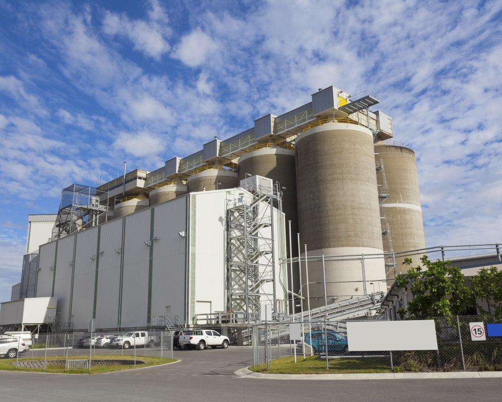 jumpform concrete silos - Silos