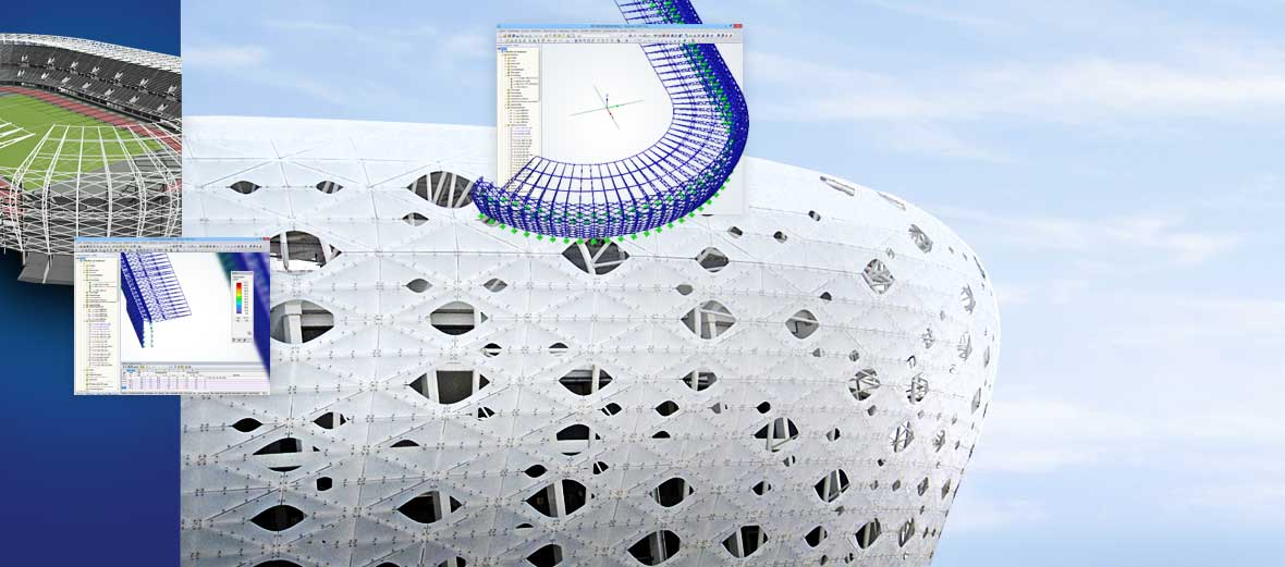 Structural Analysis & Design Software | Dlubal Software