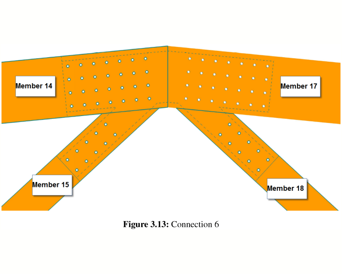 Design and Calculation of Timber Connections Indirectly Connected with Sliced Steel Plates and Steel Dowels