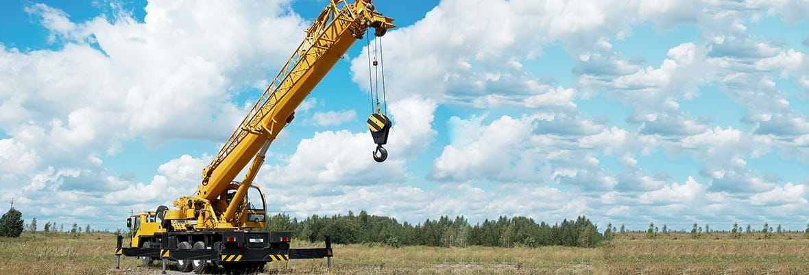 Dlubal software for calculation and design of cranes and crane runways