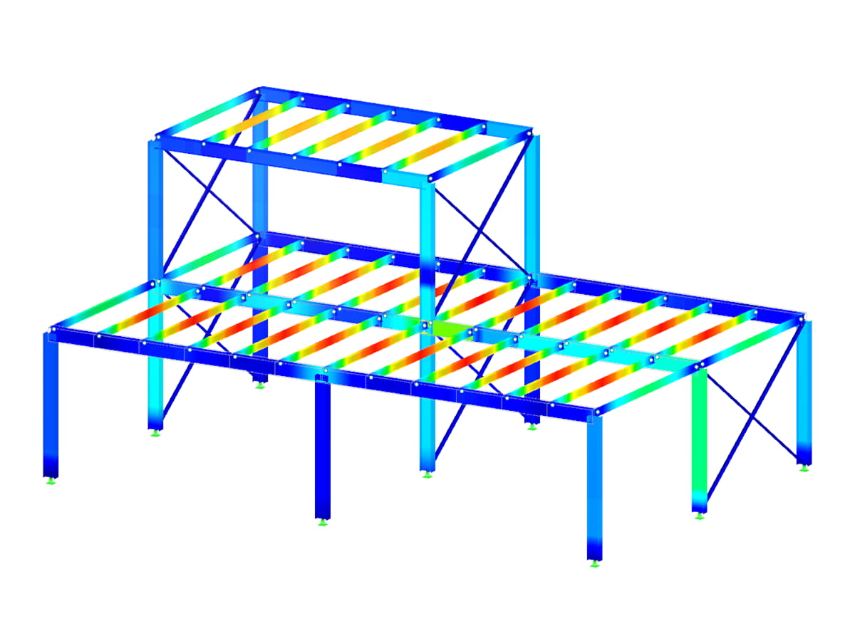 RFEM/RSTAB add-on module RF-/STEEL SP | Design of steel members according to SP 16.13330.2011