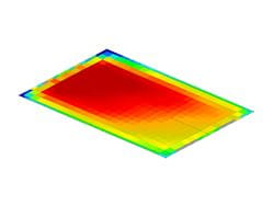 RFEM add-on module RF-SOILIN | Determination of foundation parameters based on soil data