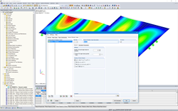 Modal analysis in RFEM and RF-DYNAM Pro - Natural Vibrations