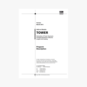 Manuale TOWER