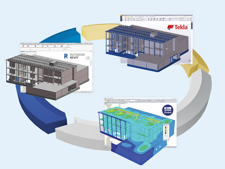Optimal BIM Integration with Revit and RFEM