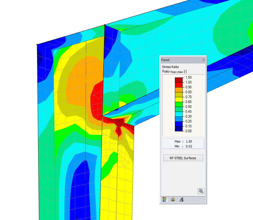 AISC Advanced Steel Design en RFEM