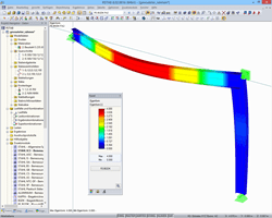 Stability analysis in steel structures with STEEL EC3 and FE-LTB