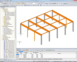 Modeling and design of timber structures with RSTAB 8