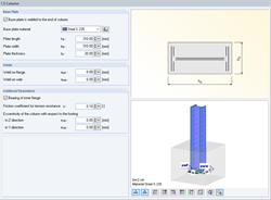 Window 1.5 Column in RF-/JOINTS