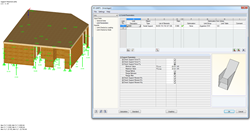 Workflow for modeling cross -laminated timber structures 6