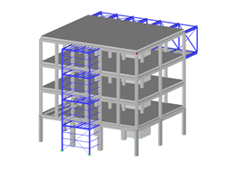 Steel and Concrete Structure