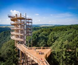 Look-out tower Saarschleife (© Erlebnis Akademie AG)