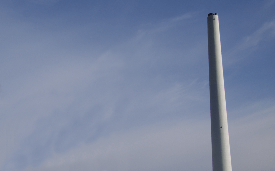 Solar chimney power plant, Germany