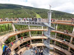 Interior View of the Look-Out Tower (© WIEHAG GmbH)