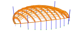 Timber Roof Structure