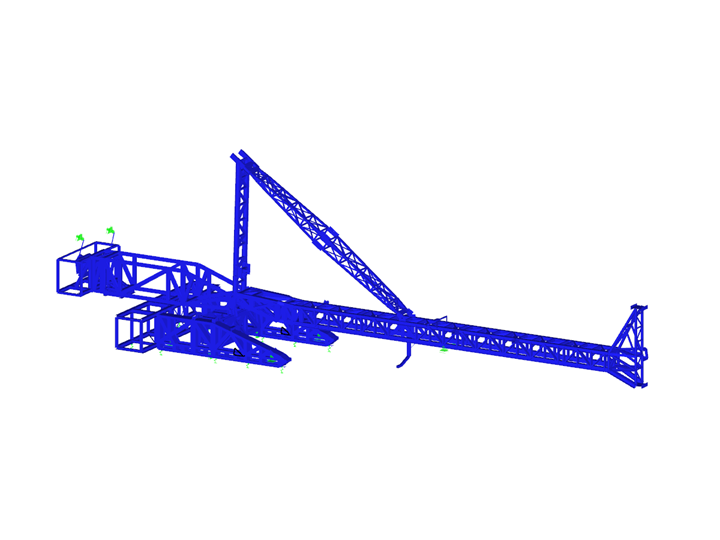 Drilling structure