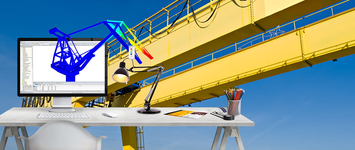 Structural Engineering Software for Cranes and Craneways