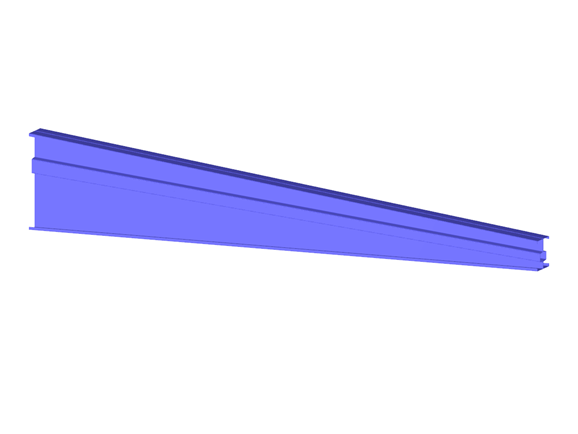 Member with Variable SHAPE-THIN Cross-Section