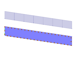 Cantilever with Nonlinear Material Behavior