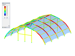 Member design according to ADM 2020 in RFEM
