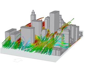 Windsimulation