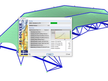 Improved Calculation Performance by Optimized Consideration of the Nodal Degrees of Freedom in RFEM