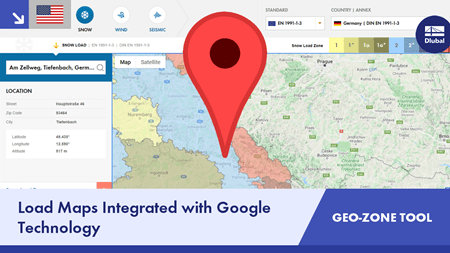 Quickly Determine Loads with the GEO-ZONE TOOL: Interactive Load Zone Maps with Google Technology