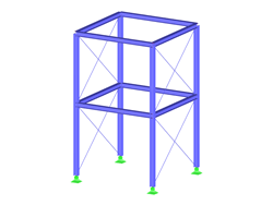 Two-Story Steel Structure