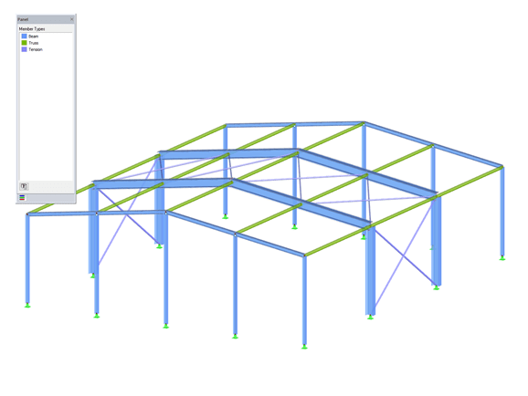 CSA S16:19 Steel Structure