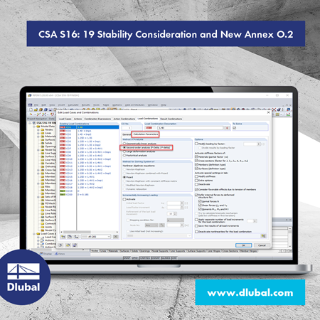 CSA S16: 19 Stability Consideration and New Annex O.2