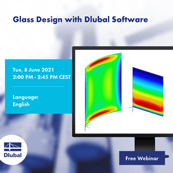 Glass Design mit Dlubal Software