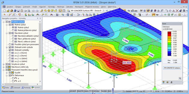 Nonlinear Structural Analysis | Dlubal Software