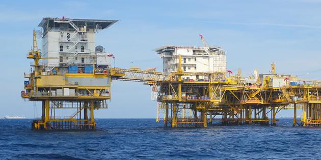 Podłączenie offshore i definicja uruchomienia