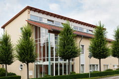 Edificio de Dlubal Software en Tiefenbach