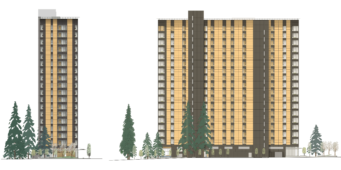 Building Rendering (© Acton Ostry Architects; University of British Columbia)