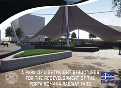 Tensile Structure Rendering