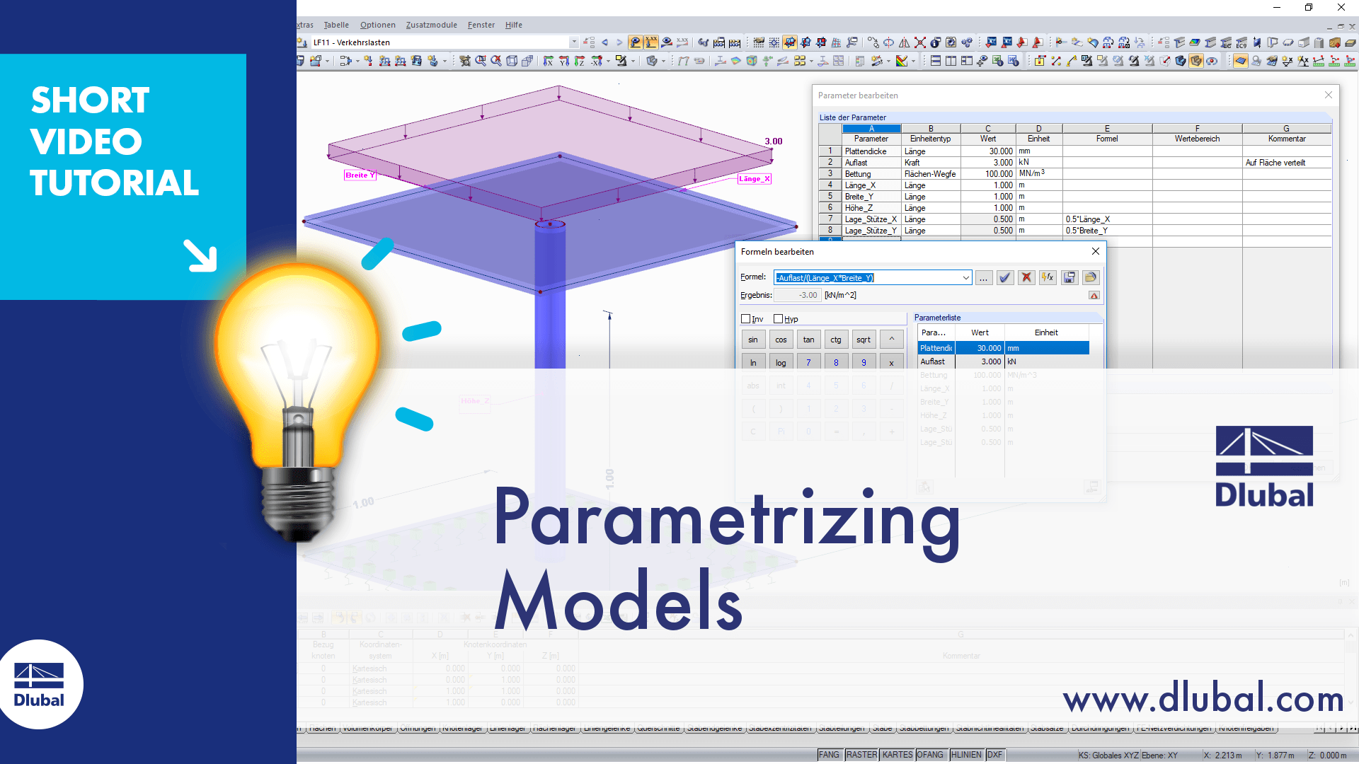 Video: Parametrizing Models