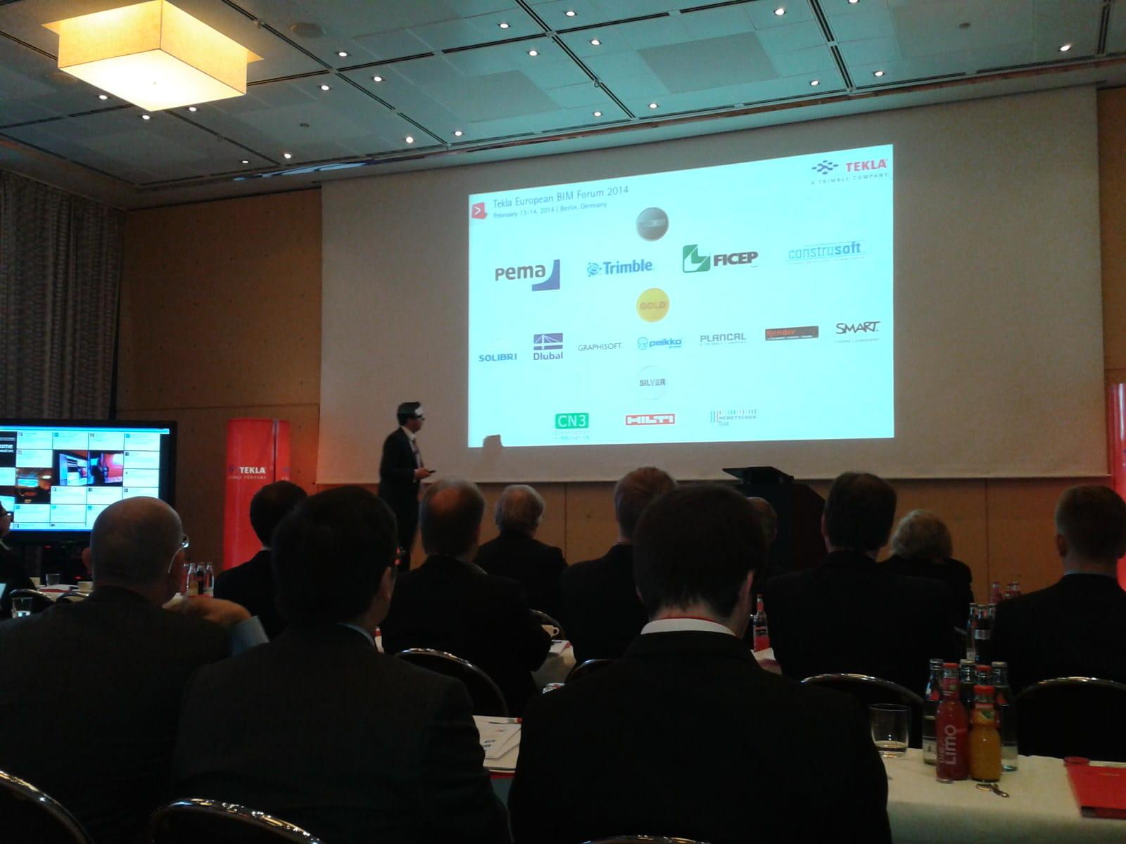Dlubal Software at Tekla BIM Forum in Berlin | Dlubal Software