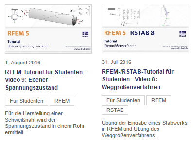 Tutorial-Videos für Studenten
