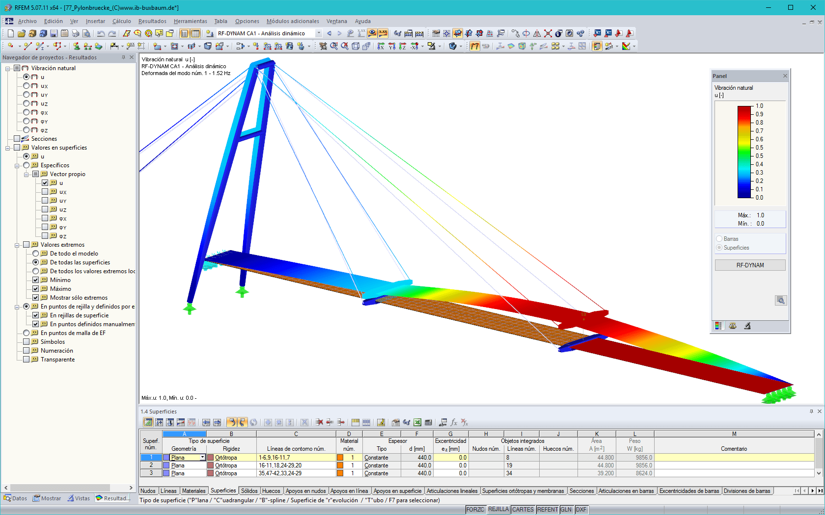 Noticia de prensa: Cálculo de puentes en RFEM y RSTAB | Dlubal Software