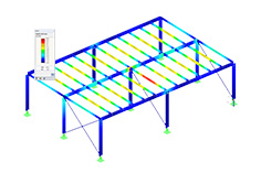 Produkt bersicht dlubal software for Statik der stabtragwerke